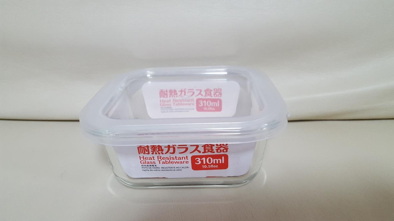 耐熱ガラス食器